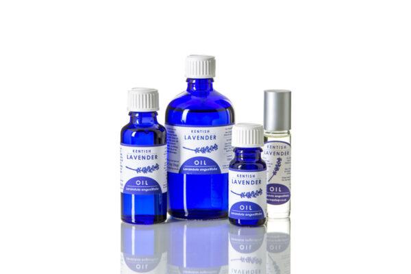 Kentish-Lavender-Oils-Collection