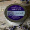 Cotswold Lavender Body Scrub 200ml Tub